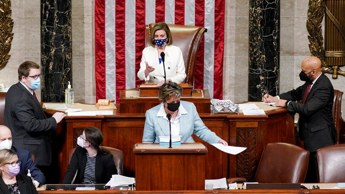 What's inside the $1.9T COVID-19 bill passed by Congress 3