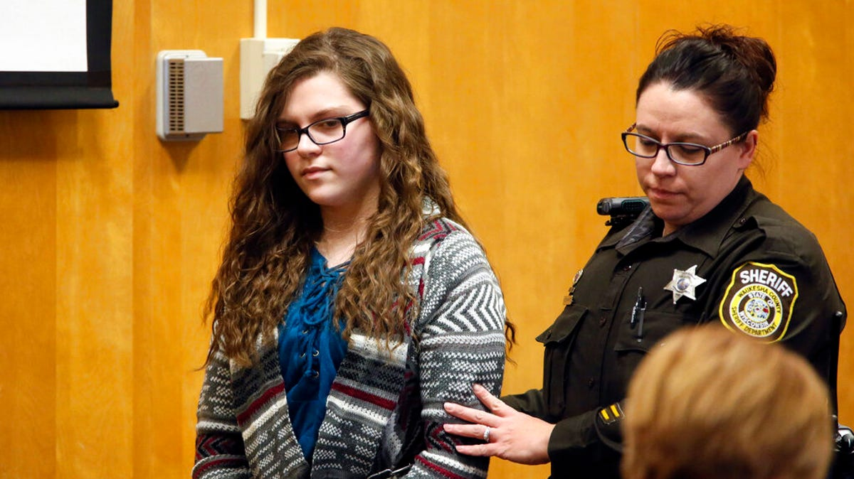 Slender Man attacker says she has reached treatment limits 3