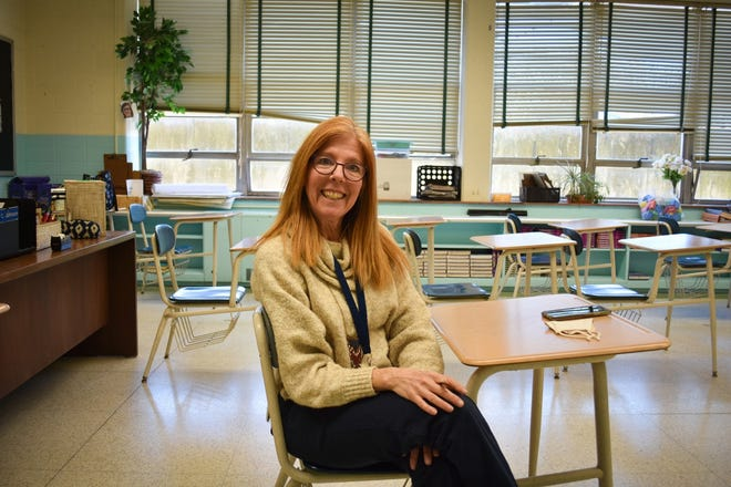 Toledo Christian Schools teacher Cathleen Johnson of Woodville has provided hundreds of students with strong etiquette and communication skills through the school's annual Great Shake competition.
