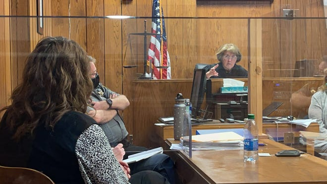 Presiding Judge Patricia Cosgrove ruled that Marion Judge Jason Warner and his wife Julia were found guilty of complicity to tampering with evidence, a third-degree felony; and complicity to leaving the scene, a fourth-degree felony.