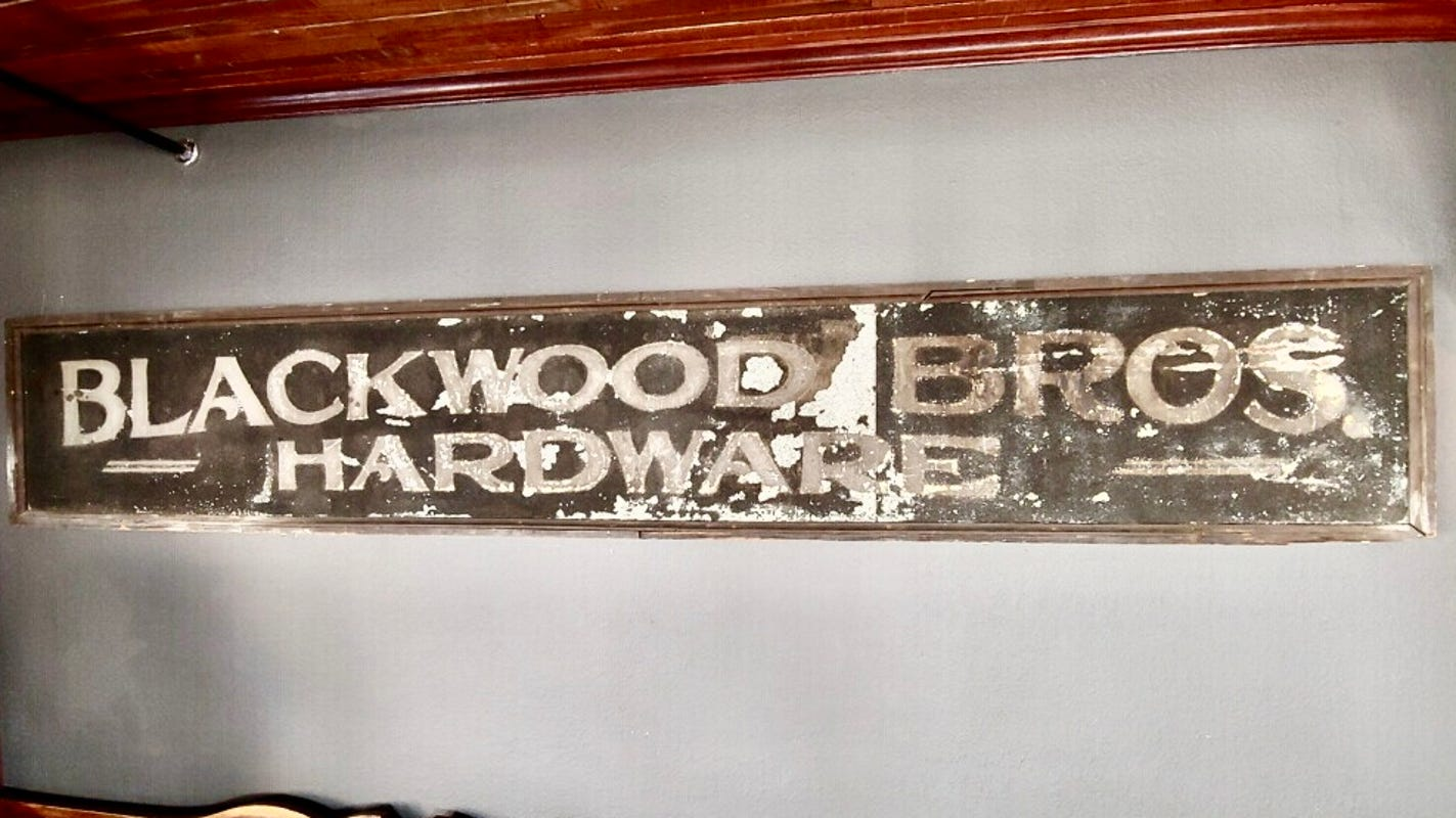 Blackwood Bros. Restaurant and Social Club plans to open by May 1 in Bay View
