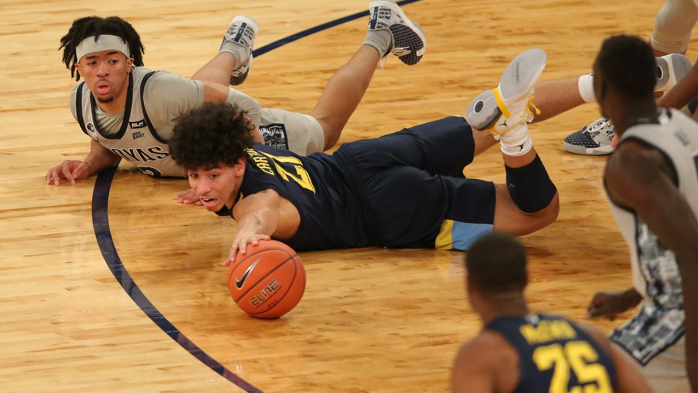 Georgetown 68, Marquette 49: The Golden Eagles' season ends in ugly fashion - Milwaukee Journal Sentinel