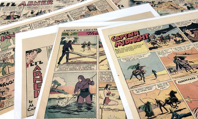 During the Golden Age of comic book mania, dozens of superheroes were created; many went on to become household names.