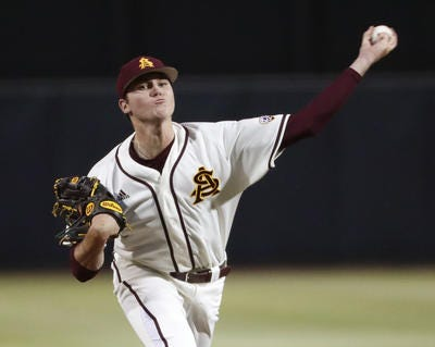 ASU pitcher Erik Tolman will require Tommy John elbow surgery, the third Sun Devil pitcher out with that injury this season.
