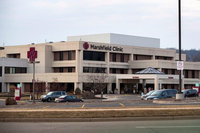 Marshfield Clinic, Tuesday, March 9, 2021, Wausau, Wis. Samantha Madar/USA TODAY NETWORK-Wisconsin