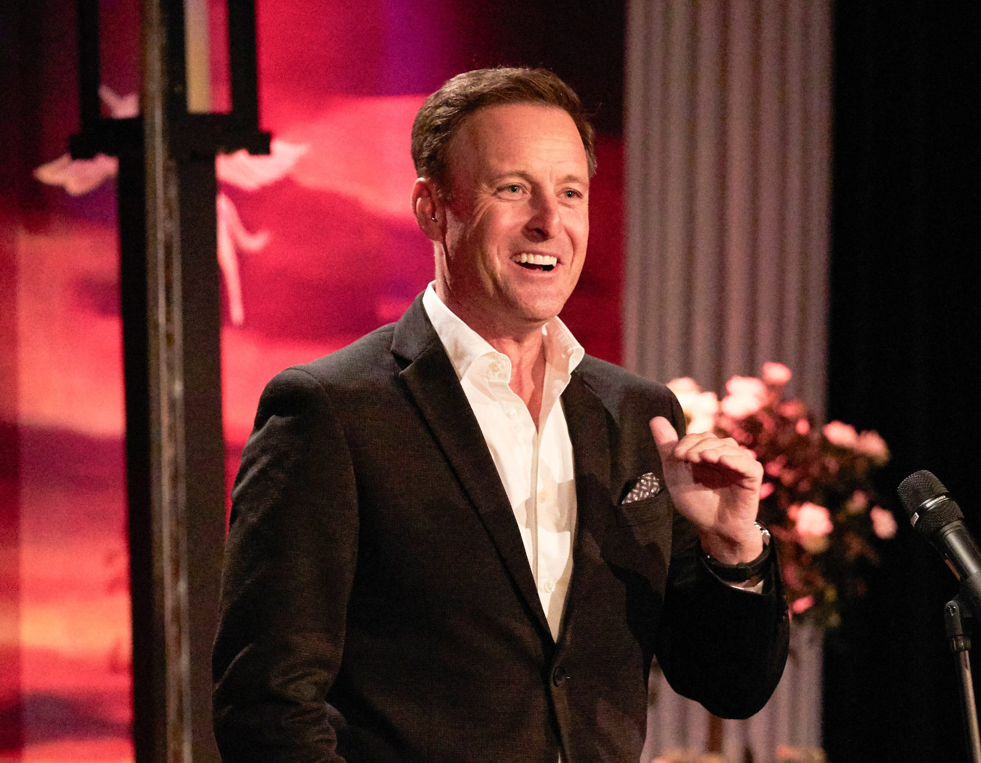 'The Bachelor' host Chris Harrison drew controversy for off-camera remarks that led him to temporarily step back from the show.