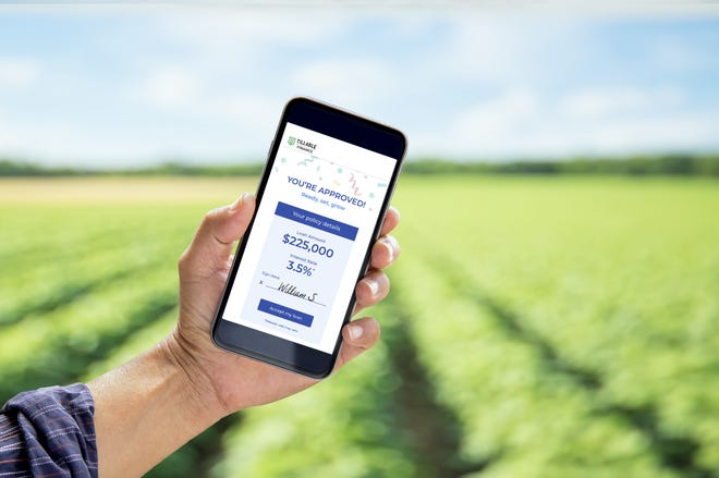 The online tool, Tillable Finance, is the first fully online application for agricultural financing and is currently available in Wisconsin.