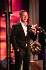 The Bachelor's host Chris Harrison sparked controversy over off-camera comments that prompted him to temporarily pull back from the show.