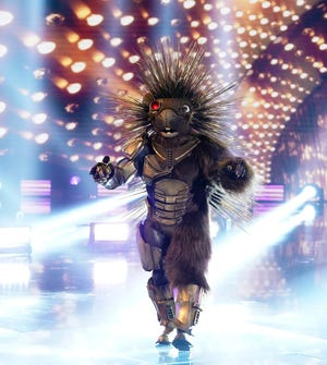 Porcupine? That's Robopine to you.