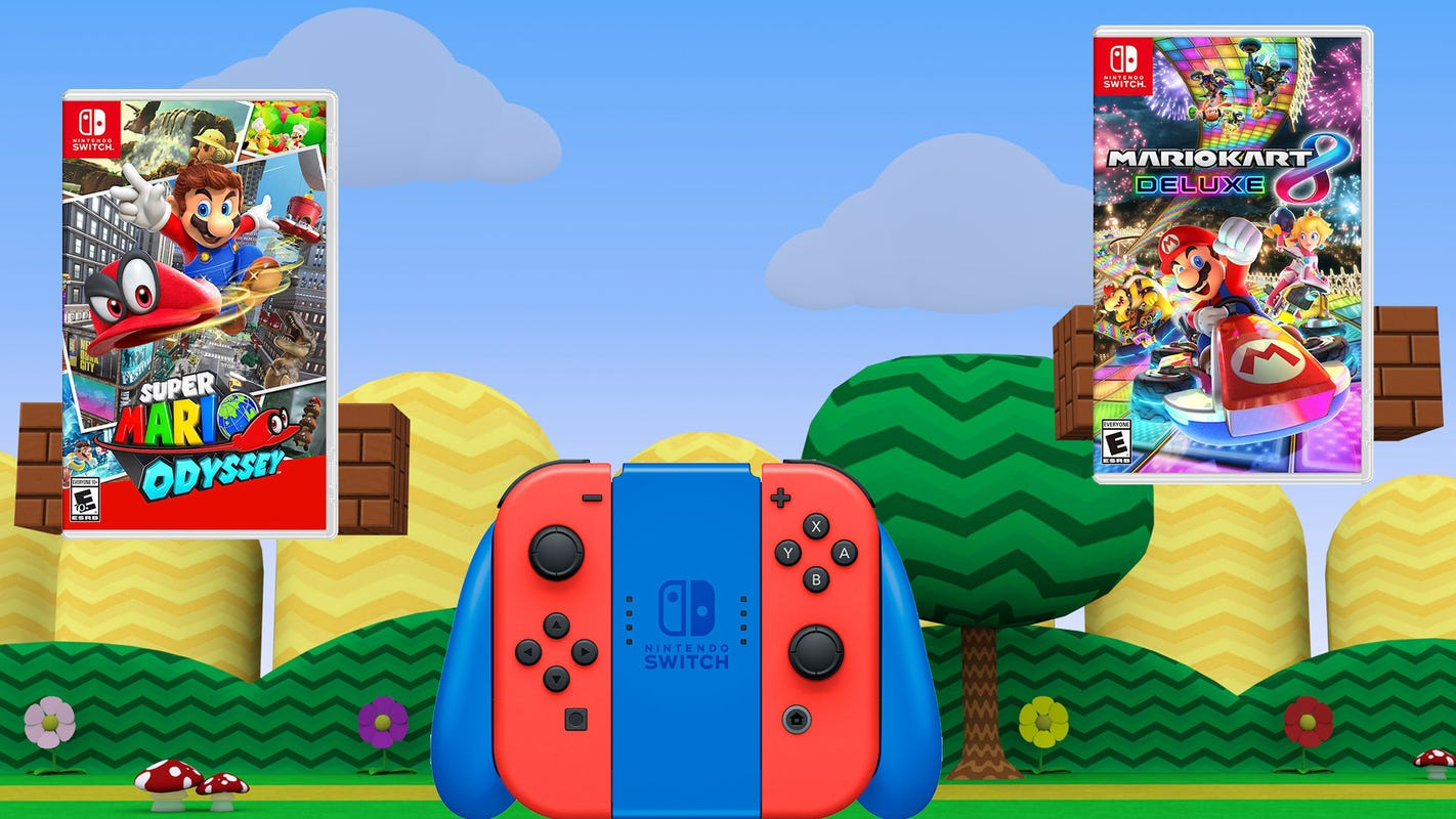 Tons of Nintendo Switch games are on sale for up to 75% off for Mario Day 2021 - USA TODAY
