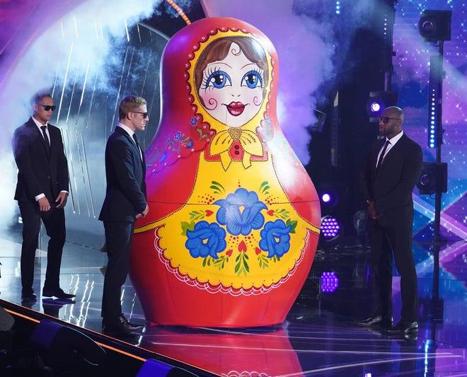Russian Doll, a fierce import.