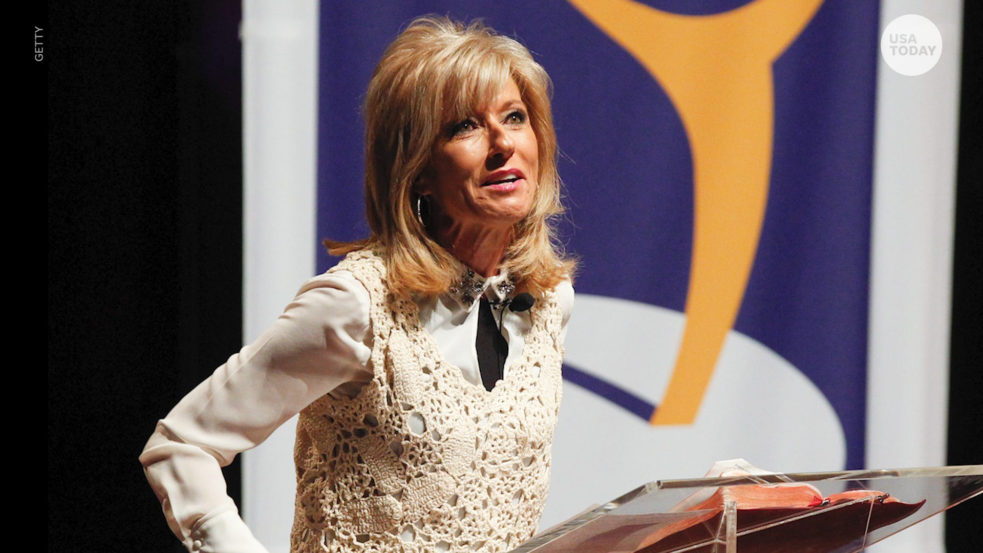 Beth Moore, best-selling author and Trump critic, says she is no longer Southern Baptist