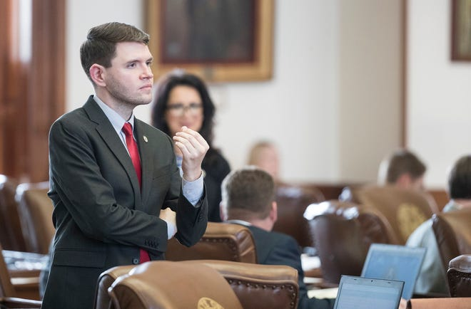 Texas state Rep. James Talarico, D-Round Rock, filed a bill on Thursday to establish a minimum teacher compensation amount. If approved and signed into law, HB 3580 would establish a minimum teacher salary of $70,000 annually and would account for an inflation adjustment and increase.