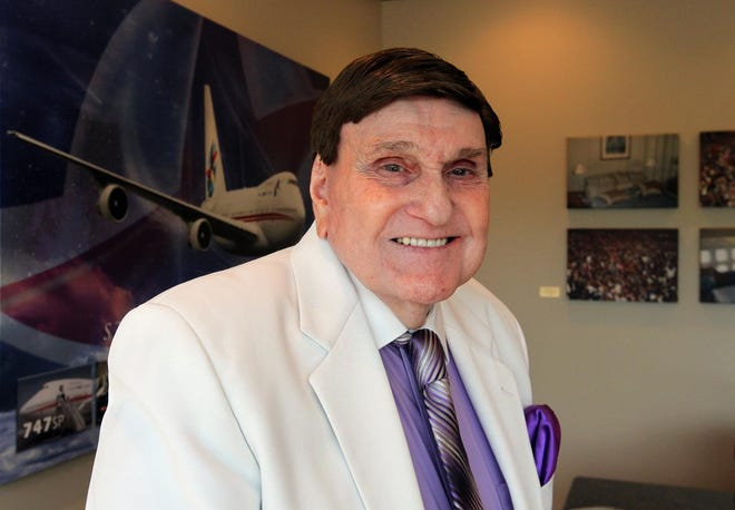 Ernest Angley in 2014.