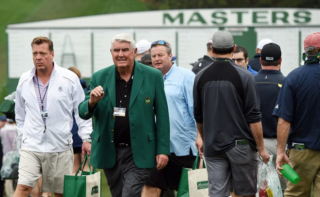 Former Masters Champion Charles Coody has several items from his 1971 Masters victory up for auction.