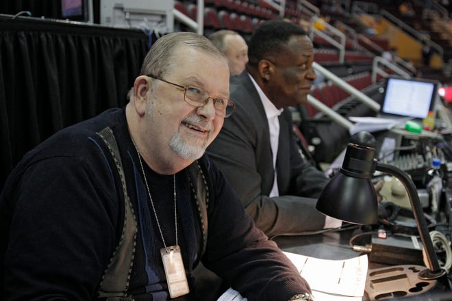 Joe Tait broadcast more than 3,000 Cleveland Cavaliers games in his career, starting with the club upon its inception in 1970.
