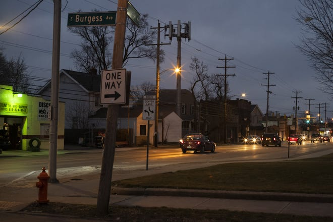 Columbus police officer Randall Mayhew once patrolled the West Side, including Sullivant Avenue. Mayhew, 49, was charged with soliciting prostitution and dereliction of duty in Franklin County Municipal Court. He pleaded guilty under a plea agreement to the dereliction charge.