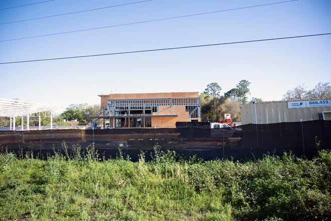 Construction has begun on the new Wawa in Mount Dora. [Cindy Peterson/Correspondent]