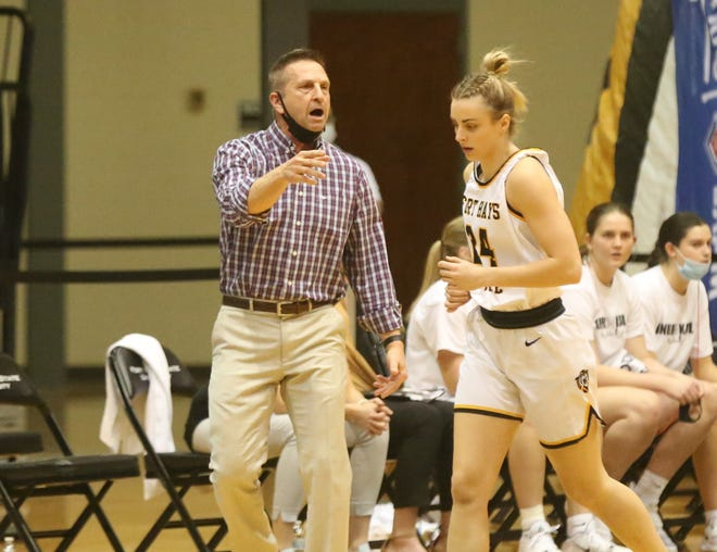 Tony Hobson's Fort Hays State women's basketball team was tabbed 10th in the final WBCA poll.