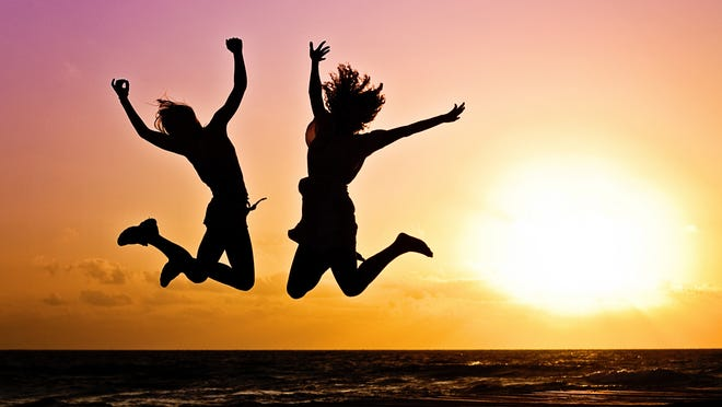 Joy is to be carefully distinguished from happiness, delight, pleasure, or fun.
