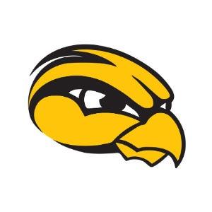 Hamilton Hawkeyes logo