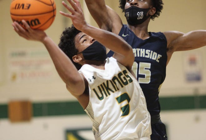 Northside and White Oak will not be in the same conference, starting in the fall, after the NCHSAA approved its final realignment plan. [Chris Miller / The Daily News]