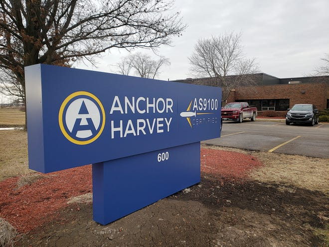 Anchor Harvey continues to diversify by getting into the electric car industry at its company in Freeport.