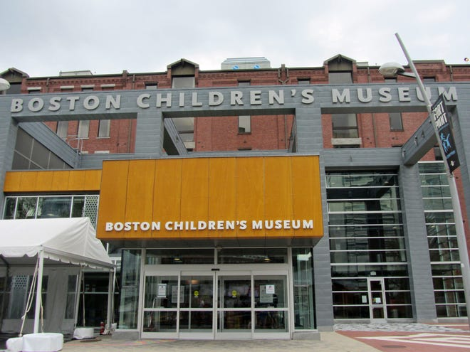 The Boston Children's Museum at 308 Congress St. is temporary closed for in-person visits, but there are many online activities being offered. Learn more at www.bostonchildrensmuseum.org.