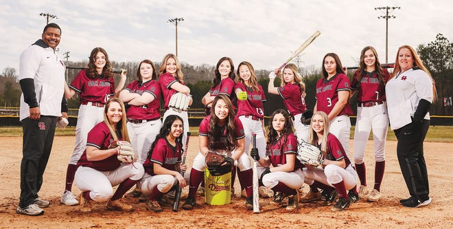 The Oak Ridge High School (ORHS) Softball Team kicks off the 2021 season at home on Monday, March 15 against Karns, according to a news release. Wednesday, March 17, will be Senior Night for the Lady Wildcats and they will host Powell, followed by a home game on Friday, March 19, against Fulton. The Lady Wildcats are coached by Head Coach Nelson Glover and Assistant Coach Lisa Shipley. The ORHS Lady Wildcats would like to thank the community for their continued support. Members of the team are pictured, back row standing, from left to right, Head Coach Nelson Glover, Eden Hatmaker, Cassidy Morgan, Jordan York, Brooke Rayfield, Maddy Green, Kaylie Gallaher, Amaya Gomez, Macy Payne, and Assistant Coach Lisa Shipley; front row squatting, Delanie Shipley, Azariah Quenga, Lauren Young, Haleigh West, and Skyler Malenovsky. Not pictured isBella Boone.