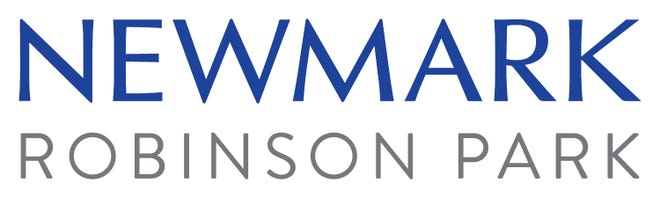 A new name means a new logo for the Oklahoma City commercial real estate firm now called Newmark Robinson Park.