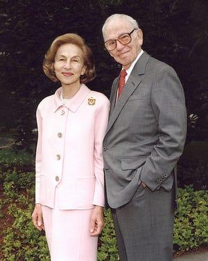 Ruth and Carl Shapiro