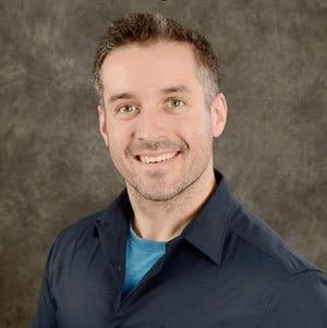 Joe Sbar, a school psychologist with the Eastern Upper Peninsula Intermediate School District.