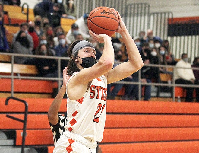 Thomas Kurowski of Sturgis was named AP First Team All-State for Division 1 this past season.
