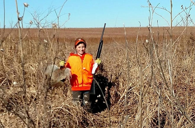 The Saline County Uplanders chapter of Pheasants Forever/Quail Forever is hosting a youth pheasant hunt on March 28 south of Salina.