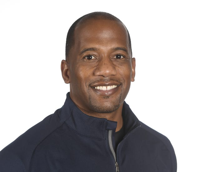 Kansas wide receivers coach and passing game coordinator Emmett Jones will serve as the Jayhawks' interim head coach in the wake of Les Miles' departure from the program, the university announced Thursday.