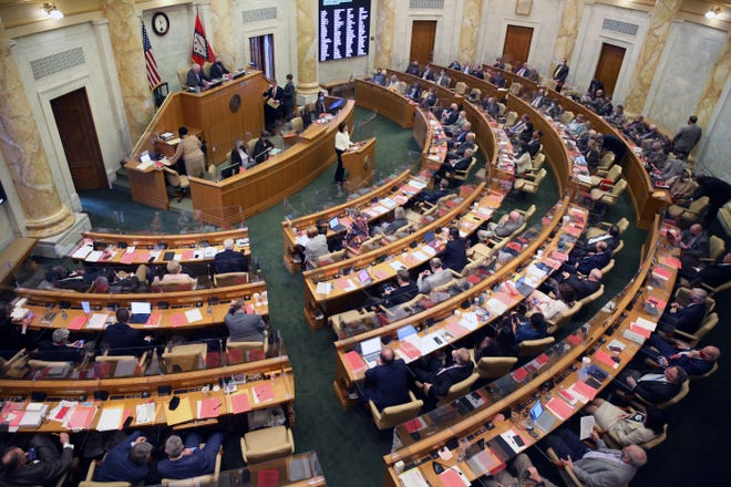 The Arkansas House of Representatives voted 72-25 and the Senate voted 25-8 Tuesday to override Gov. Asa Hutchinson's veto of a bill that bans transitional surgeries and hormone supplements for anyone under 18 in the state and lets private insurers refuse gender-affirming care. The bill does not have a provision for youth currently transitioning.