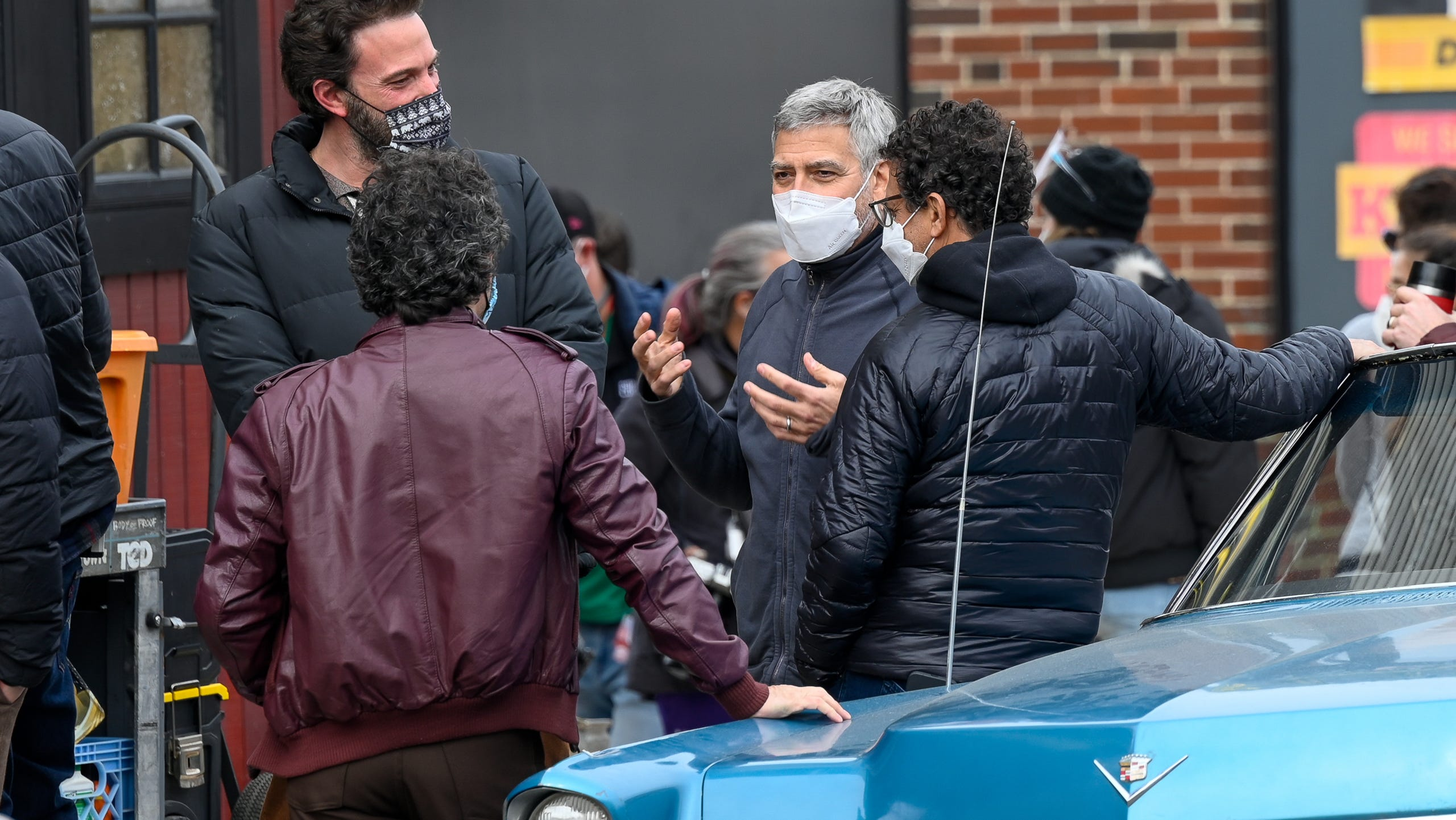 George Clooney due to film scenes of 'The Tender Bar' in downtown Worcester 68abd2fe-01e0-41e7-85dc-d7e986804f82-4654006001p_BEV_thetenderbar4ds