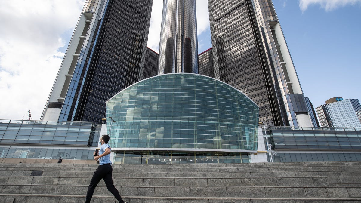 GM requiring salaried workforce to disclose vaccination status