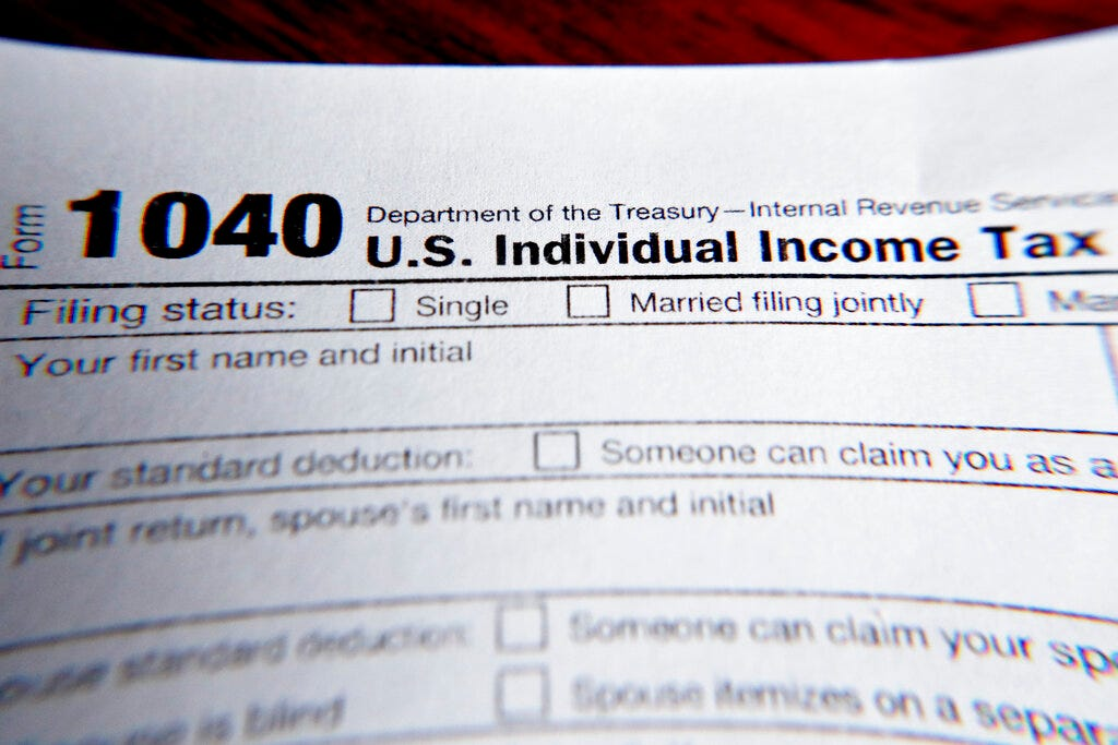 IRS to delay US tax deadline to May 17 after disruptive year 2