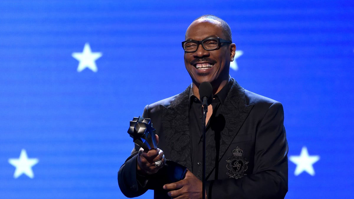 Eddie Murphy to be inducted into NAACP Hall of Fame 2
