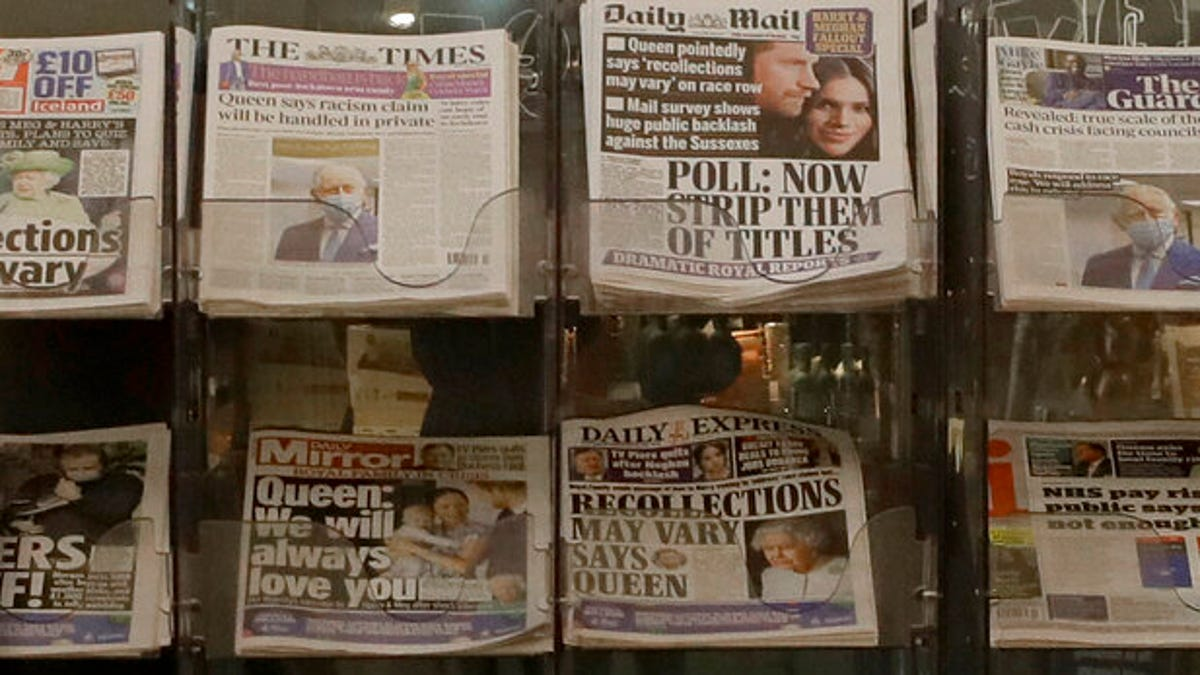 Meghan and Harry spark anger, soul-searching in UK media 2