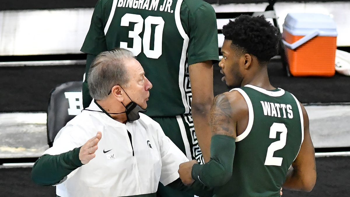 Maryland bounces Michigan State from Big Ten Tournament 2
