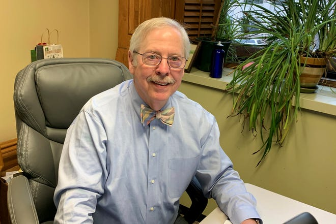 Joe Hooker, a Tippecanoe County probation officer for 43 years, will retire March 31, 2021.