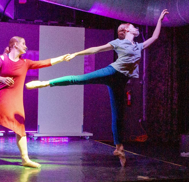 Montgomery Ballet will perform Thursday, March 11, in Pike Road at The Chapel at The Waters.