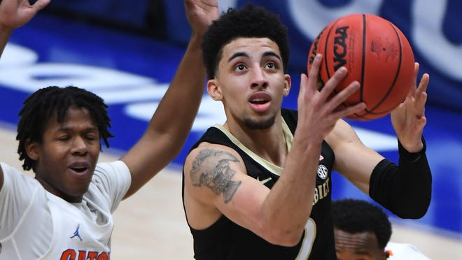 Scotty Pippen Jr 3 Facts To Know On The Vanderbilt Basketball Guard