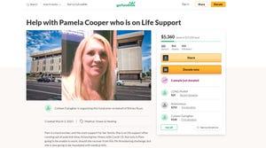 Pamela Cooper, a 20-year veteranat the Phoenix 911 dispatcher center, died March 5.
