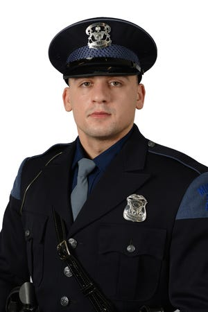 Newly graduated Michigan State Police Trooper Alfio Nocifora, of East China Township, has been assigned to Lapeer Post No. 34, which covers Lapeer County and St. Clair County.