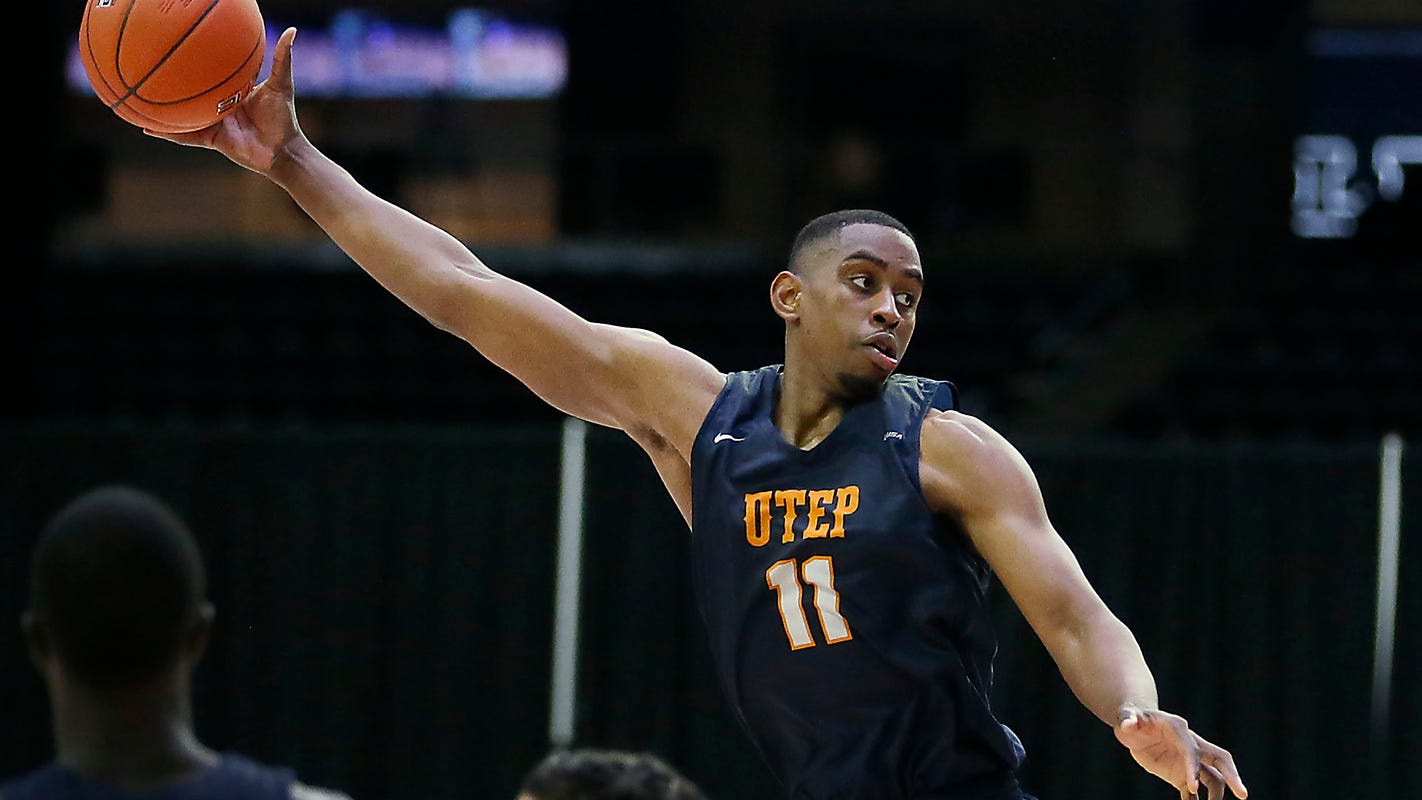 UTEP star graduate center Bryson Williams enters transfer portal