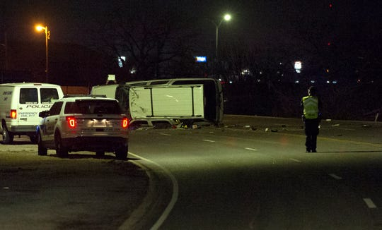Wichita Falls emergency services responded to a report of a vehicle accident Thursday morning.