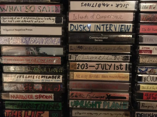 Before digital playlists, mixtapes required careful planning and agility with a pause button.